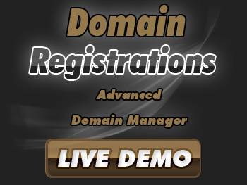 Bargain domain registration & transfer services